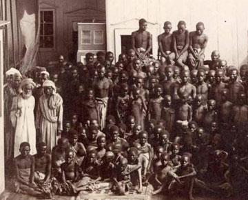 Comboni and slavery